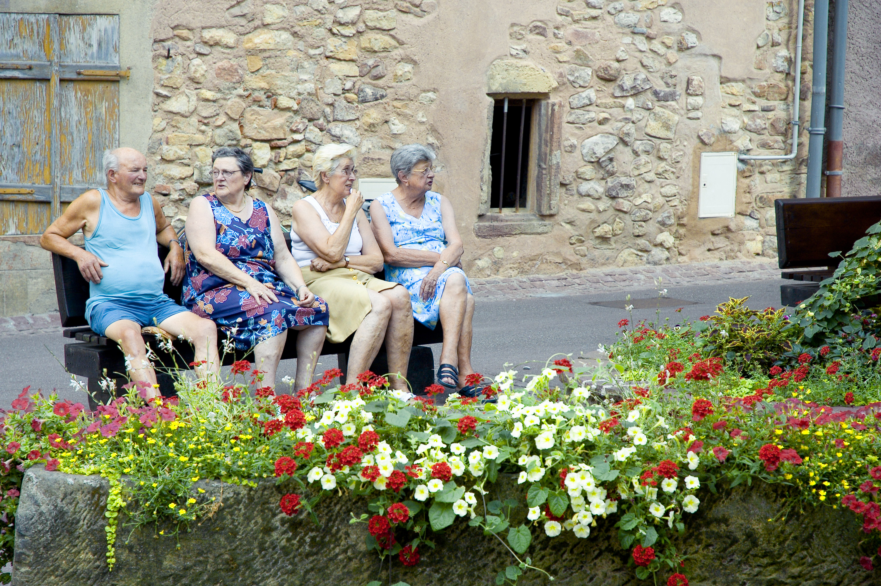Dôchodcovia