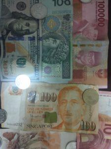 Peniaze v hotovosti