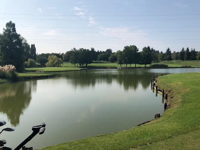Miloš Kmety: Golf Club Francicorta, Lago di Garda