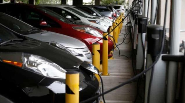 Nabíjanie elektrických áut